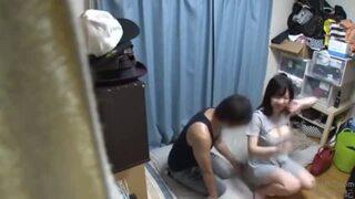 美乳で巨乳の女子大生の、即ハメ媚薬フェラエロ動画。【のぞき動画】