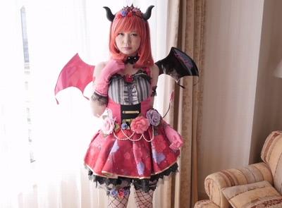 小悪魔な美少女の、膣内射精コスプレ無料エロ動画。【美少女動画】