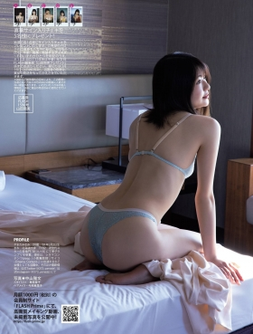 Nami Yamada Celebration swimsuit gravure011