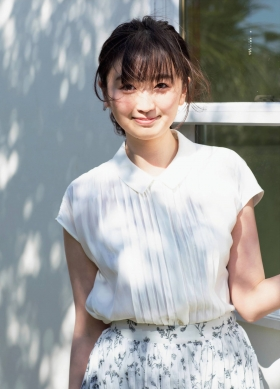 Ayano Kuroki swimsuit bikini gravure Lady exposes her limits 2021003