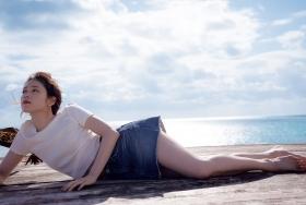 Nakamura Yurika Swimsuit Underwear Gravure Next Generation Chameleon Actress 2021013