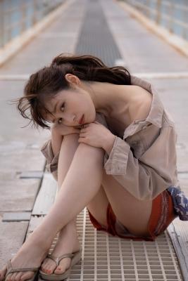 Nakamura Yurika Swimsuit Underwear Gravure Next Generation Chameleon Actress 2021010