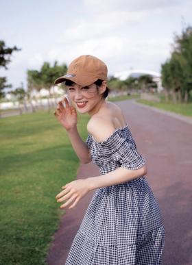 Nakamura Yurika Swimsuit Underwear Gravure Next Generation Chameleon Actress 2021015