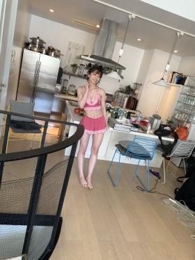 Kanna Atsumi Swimsuit Bikini Gravure Love Holiday 2021009