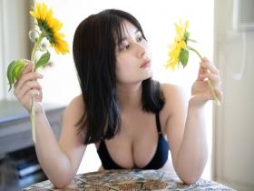 Sakurako Okubo Swimsuit Bikini Gravure White skin and firm body Vol1002