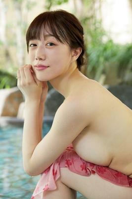 Yuka Kominato Swimsuit Bikini Gravure The most operated companion in Japan 2021009