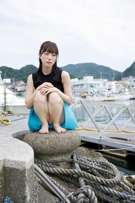 Yuka Kominato Swimsuit Bikini Gravure The most operated companion in Japan 2021010