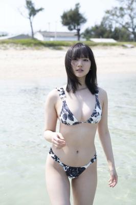 Soyon swimsuit bikini gravure Nice and unnoticed H cup 2021014