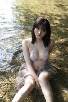 Soyon swimsuit bikini gravure Nice and unnoticed H cup 2021015