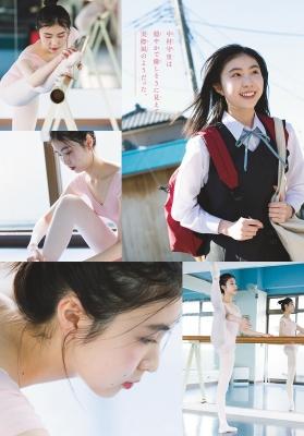 Morisato Nakamura Black Swimsuit Bikini Young actress with a great sense of transparency 2021003