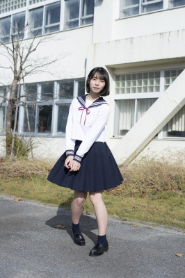 "Kikuchi Hina Swimsuit Gravure ""Miss Maga 2020 Youngest Active JK Vol2 2021002"
