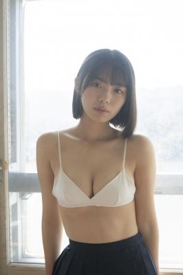 "Kikuchi Hina Swimsuit Gravure ""Miss Maga 2020 Youngest Active JK Vol2 2021010"
