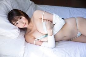 Saki Ogata swimsuit bikini gravure Embodying the fantasies of men008