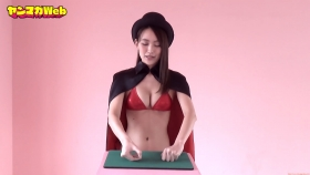 Yuki Mitera Magic in Red Swimsuit Part 2 2021069