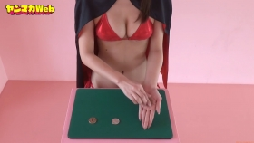 Yuki Mitera Magic in Red Swimsuit Part 2 2021075