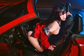Black Swimsuit Bikini Oho Azur Lane004
