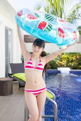 Hinako Tamaki swimsuit bikini gravure pool floatation ring40004