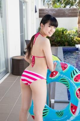 Hinako Tamaki swimsuit bikini gravure pool floatation ring40006