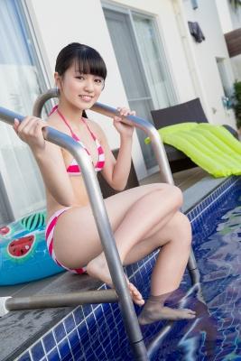 Hinako Tamaki swimsuit bikini gravure pool floatation ring40020