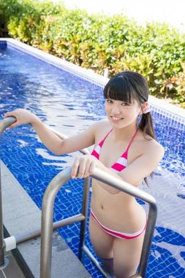 Hinako Tamaki swimsuit bikini gravure pool floatation ring40026