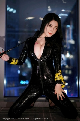 Revealing Costume Rider Suit Woman Cosplay007