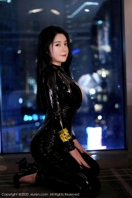 Revealing Costume Rider Suit Woman Cosplay024