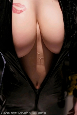 Revealing Costume Rider Suit Woman Cosplay030