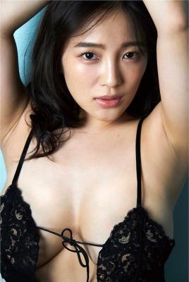 Jun Amagi swimsuit bikini gravure I-cup divine breast unleashed 2021012