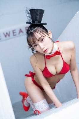 Yuki Mitera Swimsuit Underwear Gravure Beautiful Magician Vol4 2021005