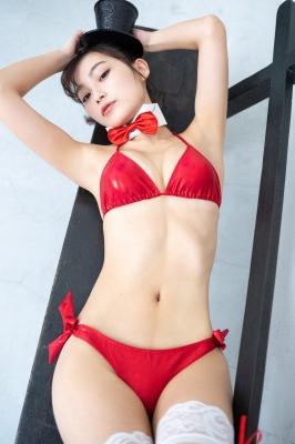 Yuki Mitera Swimsuit Underwear Gravure Beautiful Magician Vol4 2021006