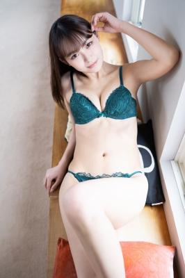 Yuki Mitera Swimsuit Underwear Gravure Beautiful Magician Vol4 2021008