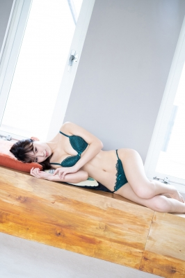 Yuki Mitera Swimsuit Underwear Gravure Beautiful Magician Vol4 2021011