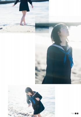 Kikuchi Hina Swimsuit Bikini Gravure Chasing Afterimage 2021008