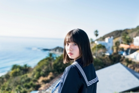 Kikuchi Hina Swimsuit Bikini Gravure Chasing Afterimage 2021011