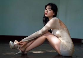 No Ai Tsurushima Swimsuit Bikini Gravure Wet beautiful girl 2021006