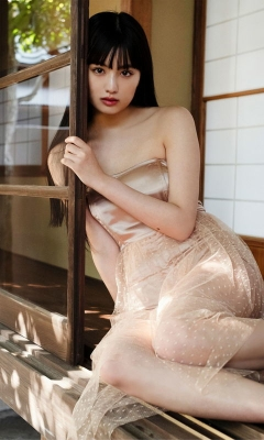 No Ai Tsurushima Swimsuit Bikini Gravure Wet beautiful girl 2021009