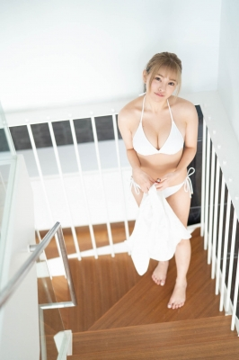Usatani Paisen Orthodox White Swimsuit Glamorous SEXY Body Vol1 2021006