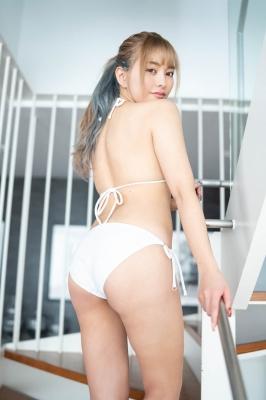 Usatani Paisen Orthodox White Swimsuit Glamorous SEXY Body Vol1 2021008