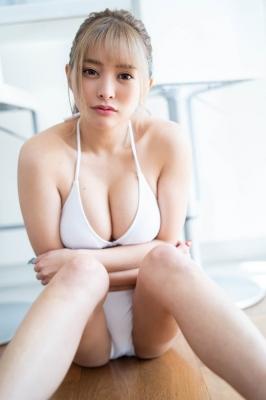 Usatani Paisen Orthodox White Swimsuit Glamorous SEXY Body Vol1 2021010
