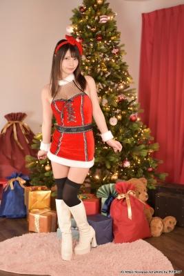 Yuko Haruno underwear images panting Christmas girls002