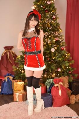 Yuko Haruno underwear images panting Christmas girls003