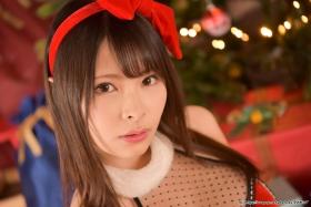 Yuko Haruno underwear images panting Christmas girls028