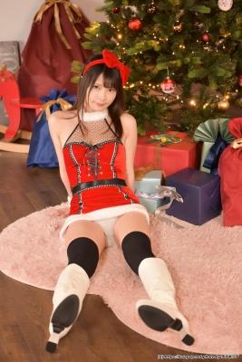 Yuko Haruno underwear images panting Christmas girls034