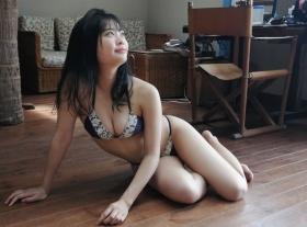 Hikaru Nishimoto Swimsuit Bikini Gravure Love barometric pressure 2021 2020009