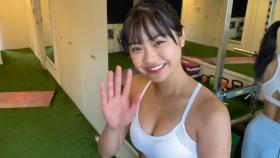 Hikaru Nishimoto Sportswear Hard Training at Personal Gym 2021009