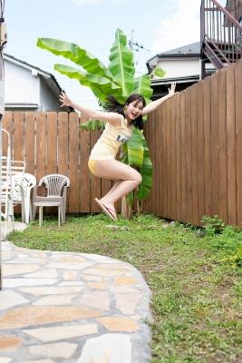 Sakurako Okubo Black swimsuit bikini White skin and firm body Vol2 2020002