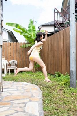 Sakurako Okubo Black swimsuit bikini White skin and firm body Vol2 2020005