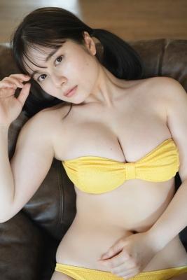 Sakurako Okubo Black swimsuit bikini White skin and firm body Vol2 2020019