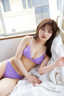 Saraku Inoue Swimsuit Bikini Gravure Makeover Vol1 2021007