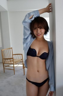 Rie Momose Swimsuit Bikini Gravure Last sexy shot of student Vol1 2021004 (1)